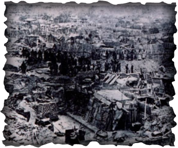 most destructive known earthquakes Wind is the most destructive force associated with tornadoes, butimpacts from flying objects are also very destructive share to: which is the most destructive weapon on earth.